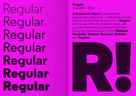 Regular 5