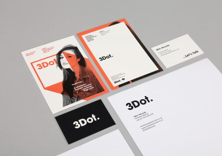 3Dot Records 1