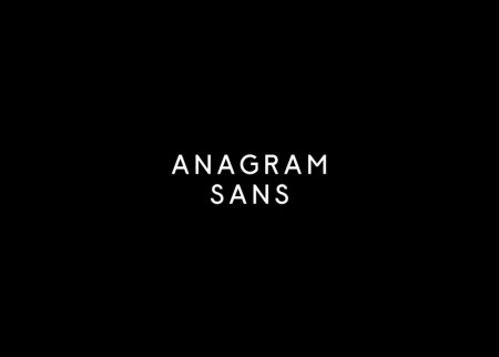 Anagram Sans 5