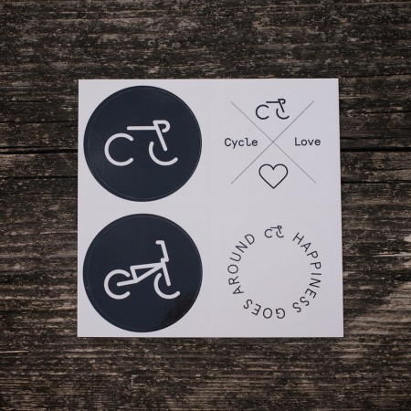 CycleLove by CycleLove and James Greig image 3