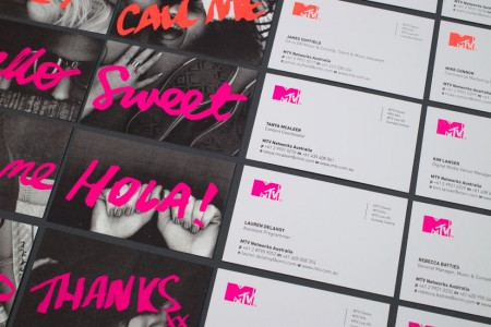 MTV Stationery 2