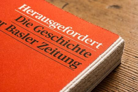 Herausgefordert Die Geschichte der Basler Zeitung 4