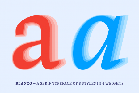 blanco typeface 3