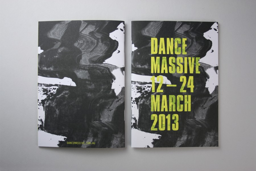 dance massive typography 1