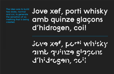4yfn typeface 2