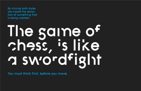 4yfn typeface 5