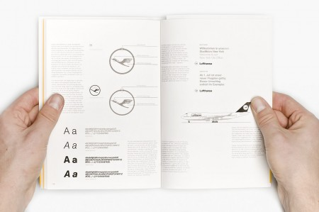 A5 5 Lufthansa and Graphic Design 2