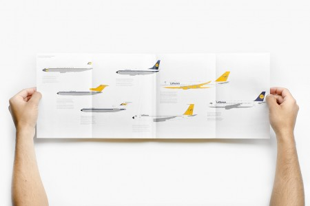 A5 5 Lufthansa and Graphic Design 6