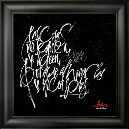 coca cola calligraphy 3
