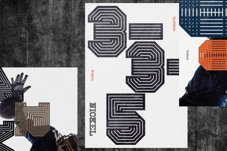 gridiron typography 2