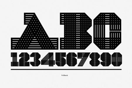 gridiron typography 4