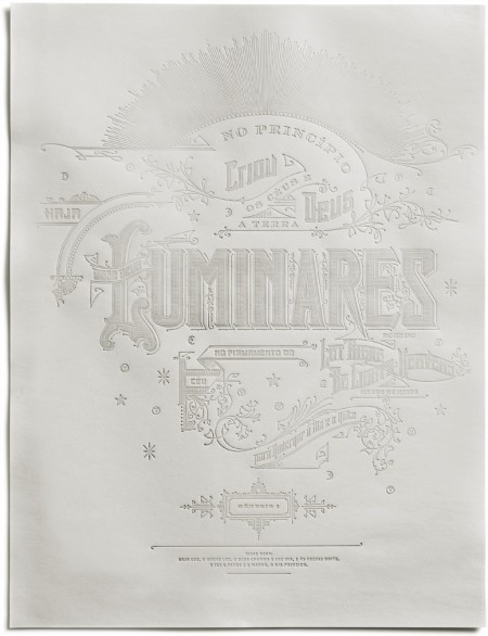 luminares typography poster 3