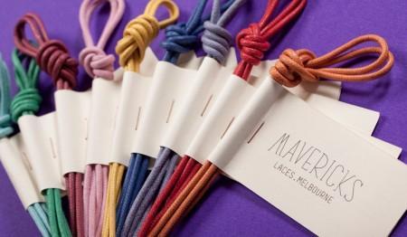 mavericks laces 2