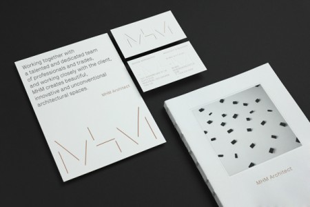 mhm architect typographic identity 4