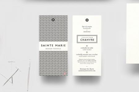 sainte marie identity design 2