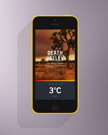 weather dash 6