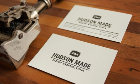 hudson made brand identity 2