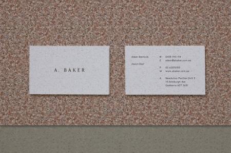 a baker identity 5