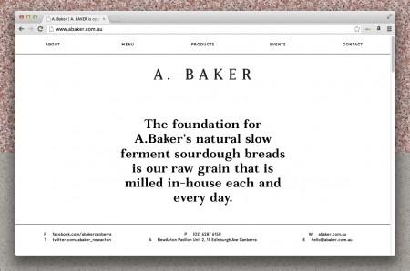 a baker identity 6