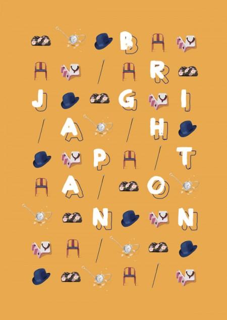 brighton japan poster design 2