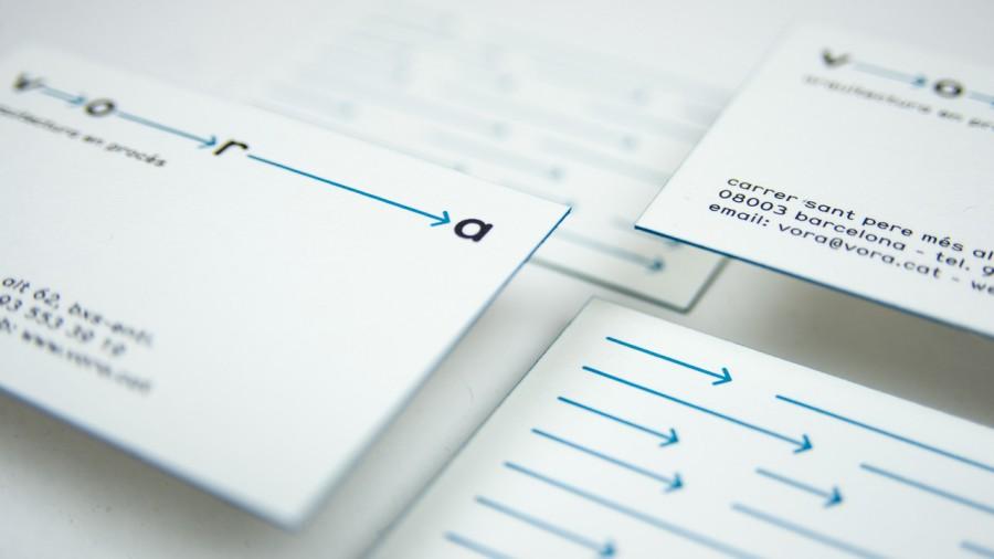 vora architecture brand identity 1