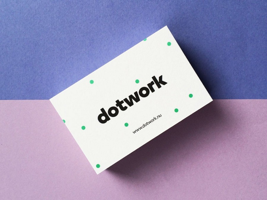 dotwork brand identity 1
