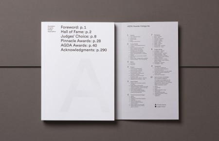agda awards book 2