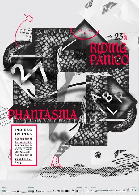 indiesciplinas experimental posters 3