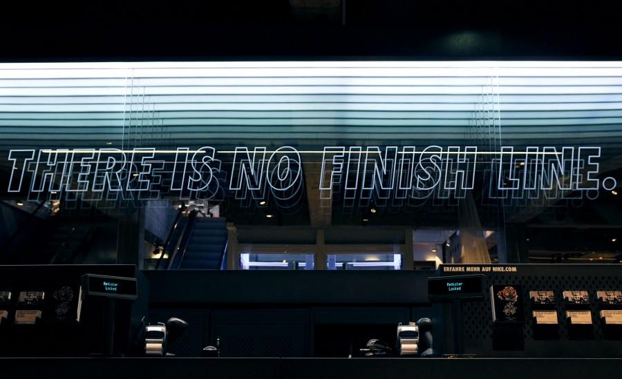 nike flagship signage 1