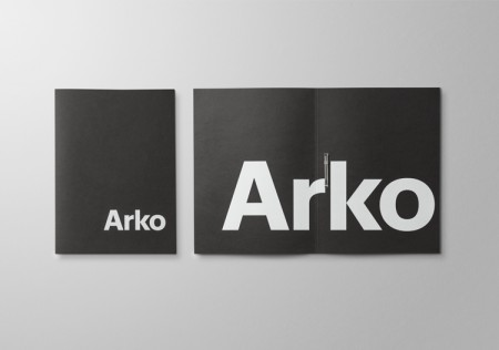 arko rebrand by strategy design and advertising 4