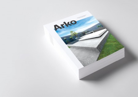 arko rebrand by strategy design and advertising 6